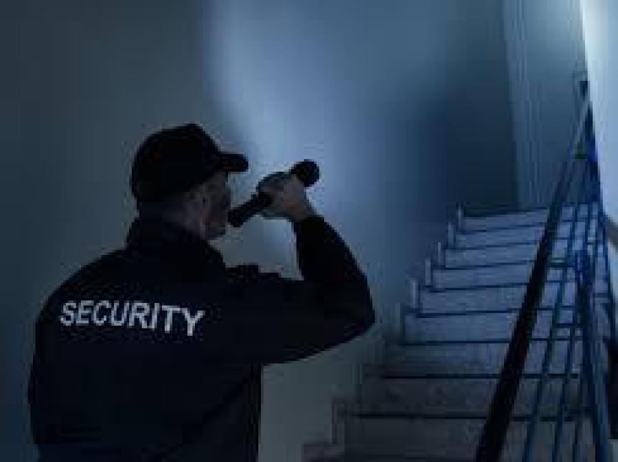 Objektschutz, Werkschutz, Baubewachung, Sicherheitsdienst